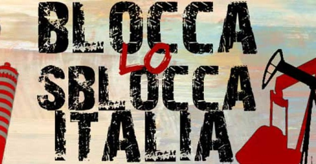 m5s contro lo sblocca italia
