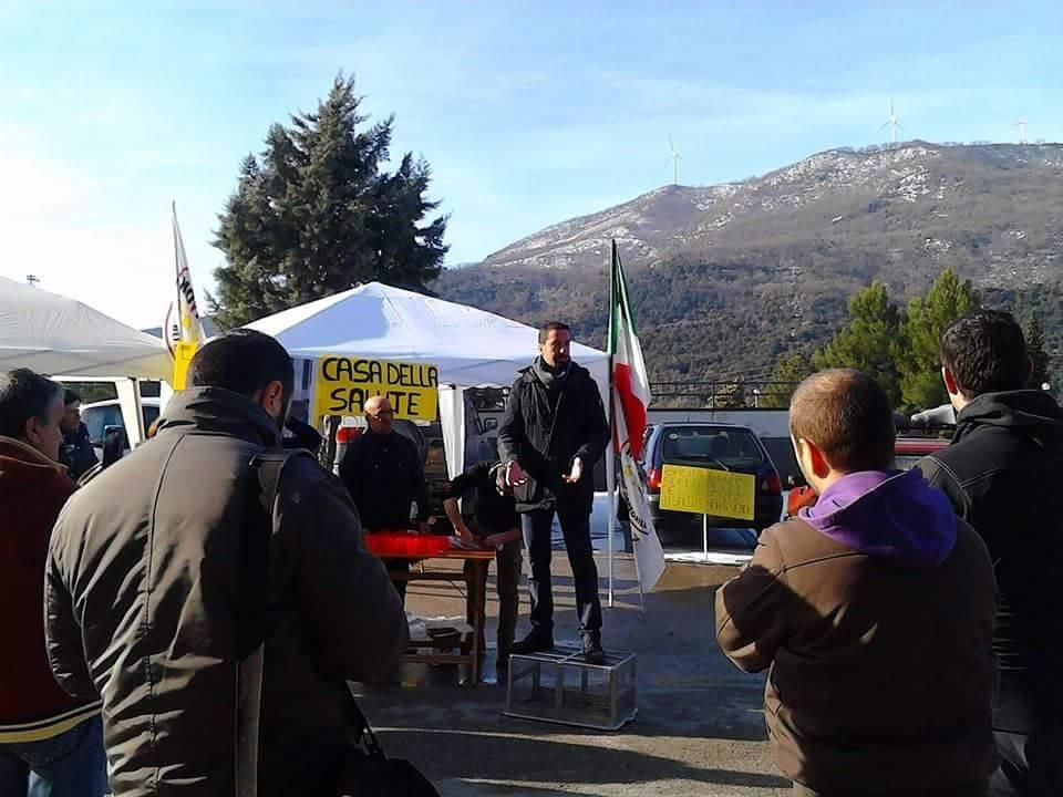 1° Restituzione 21/12/2014 Via Roma, Pescara