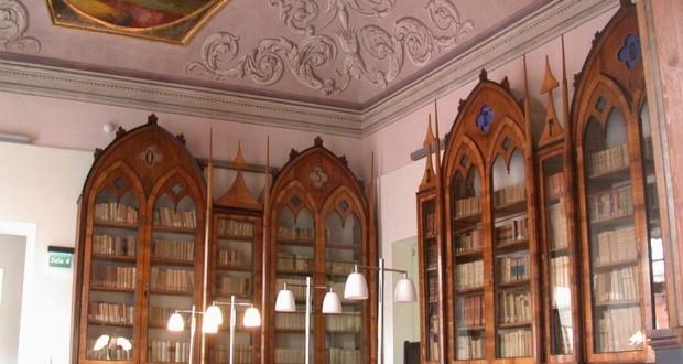 biblioteca melchiorre delfico