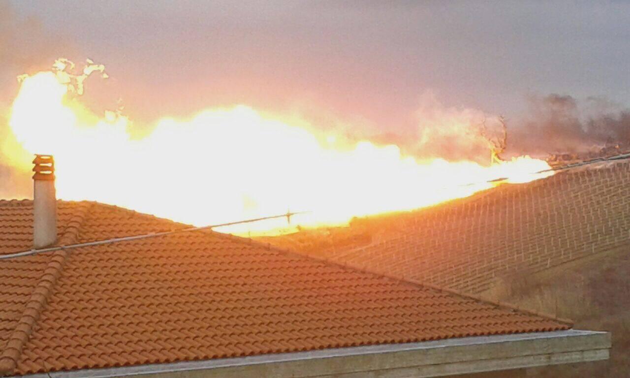 Esplosione Gasdotto Pineto