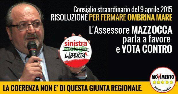 M5S_Abruzzo_Mazzocca_Ombrina_Mare
