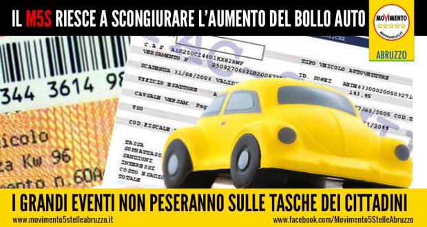 BolloAuto_Aumento_Scongiurato