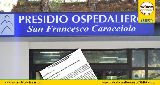interpellanza_ospedale_sfrancesco_caracciolo