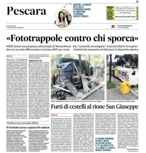 Messaggero Fototrappole Pe-MS