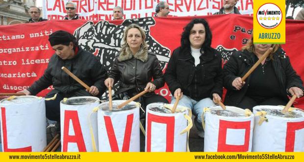 Lavoro_Manifestazione_Lanciano
