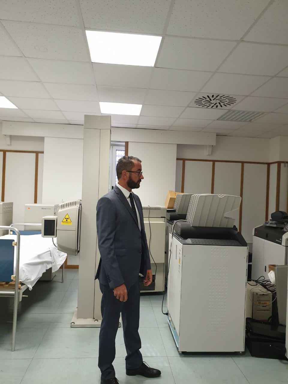 Visita ispettiva di Pietro Smargiassi presso l'ospedale di Vasto 2