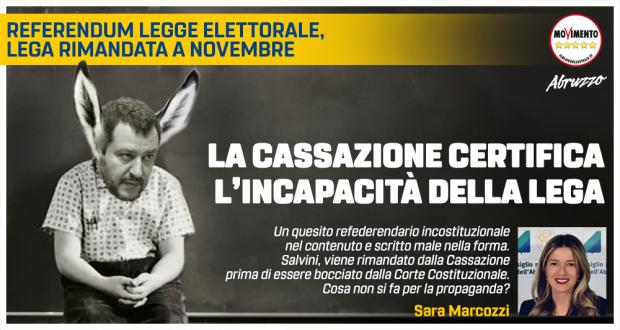 Maxipost referendum Marcozzi