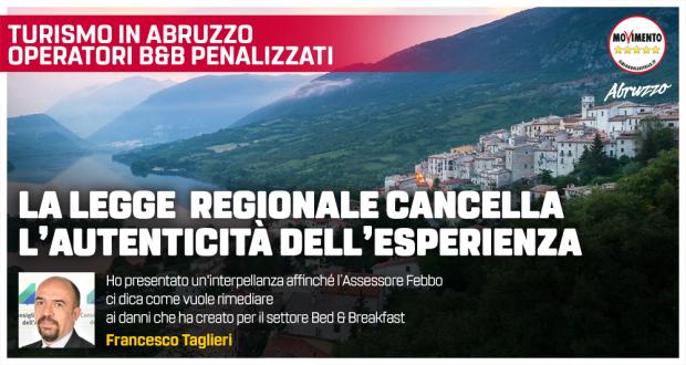 Oltre 1300 B&B in Abruzzo, ma da un'esperienza autentica ...