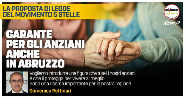 Maxipost Domenico legge anziani