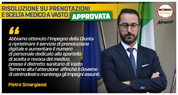 Maxipost Pietro sanità Vasto